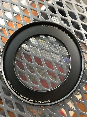 Breakthrough Photography Step Up Ring 58 to 77mm