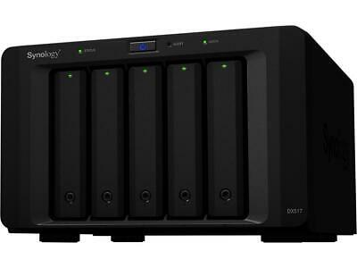 Synology DX517 Effortless Capacity Expansion for Synology DiskStation for DS1817