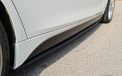 For BMW F32 F33 Performance M SIDE SKIRTS SIDESKIRTS ABS SILL COVERS Sport Tech