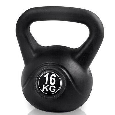 16kg KettlebellHome Gym Fitness Exercise Workout Muscle Weight Training