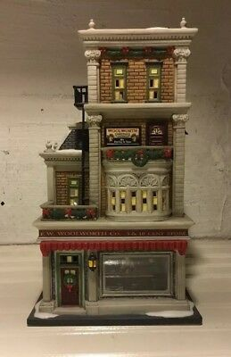 Dept 56 Christmas In The City Woolworth's 2005