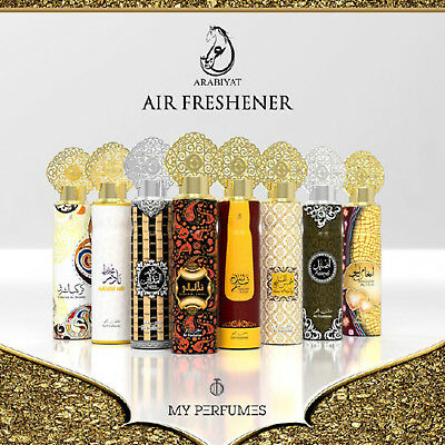 MY PERFUME Arabiyat  Air Freshener 300ML Incense Arabic for Interior 3 PACK