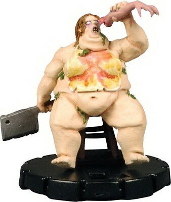 HorrorClix: Hungry Bertha - 017 [Figure with Card] Freakshow Miniatures HeroClix