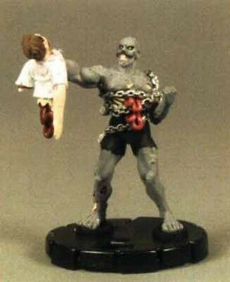 HorrorClix: Zombie Strongman - 067 [Figure with Card] Freakshow Miniatures HeroC