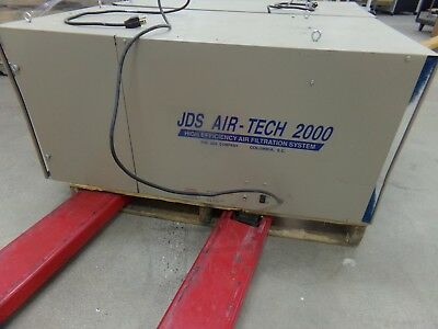JDS Air-Tech 2000 High Efficiency Air Filtration System