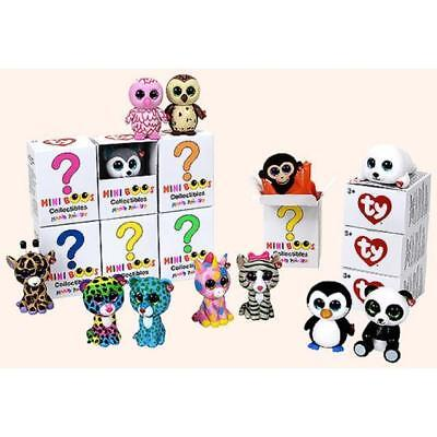 TY Mini Boo's Boos Collectable Series 1 & 2 - Choose from drop down box