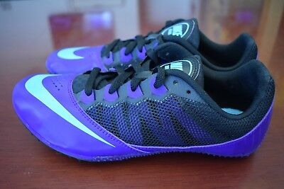 the best attitude a4c4b 9005c Nike Zoom Rival S Running Track Field Spikes 615998-540 Size 7.5