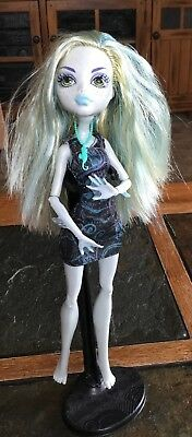 Monster High Student Disembody Council Lagoona Blue