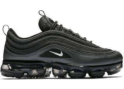 e683d06722e NIKE AIR MAX 97 Vapormax Black Trainers - Size Uk 6-11