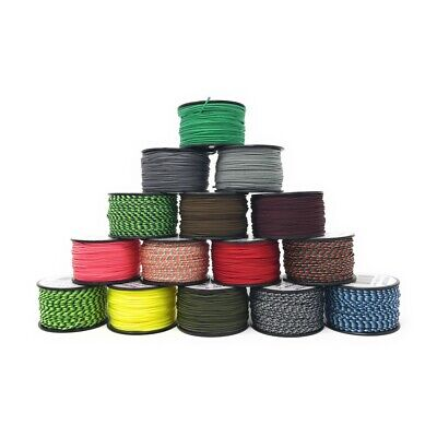 """Atwood Rope Micro Cord Paracord 1.18mm (3/64"""") X 125ft Spool USA Made"""