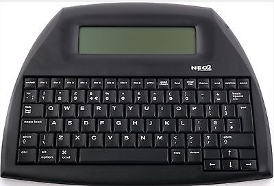 Alphasmart Neo 2 Portable Word Processor With  Usb Cable Nice