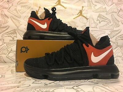 815068acb810 New Nike Zoom KD10 Texas Promo 938150 001 LIMITED EDITION Men Sz 9 EUR 42.5