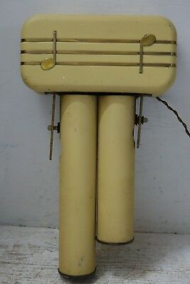 VERY RETRO & STYLISH 1950s - 60s DOOR CHIME DOOR BELL - EXTREMELY RARE - L@@K
