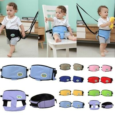 Toddler Safety Chair Harness Seat Belt Highchair Cover Adjustable Walking Belt
