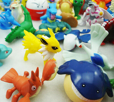 1PCS Wholesale Lots Cute Pokemon Mini Random Pearl Figures New Kids Toy