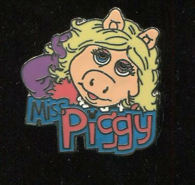 WDW Cast Lanyard Collection 4 Muppets Miss Piggy Disney Pin 41184