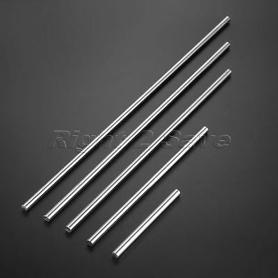 1x Stainless Steel Linear Smooth Rod for 3D Printer Linear Motion Machinery Part