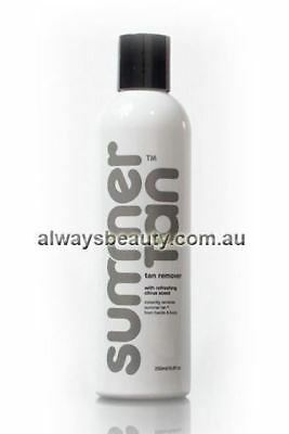 Summer Tan Tan Remover Instantly Removes Unwanted Self Tan Exfoliating Scrub