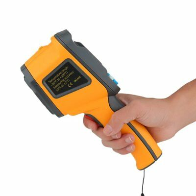 Precision Protable Thermal Imaging Camera Infrared Thermometer Imager HT TD