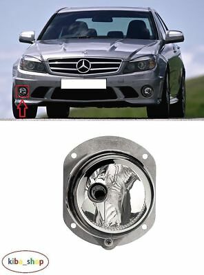 Mb C-Class C63 Amg W204 2007 - 2011 1X New Front Fog Light Lamp Right O/s