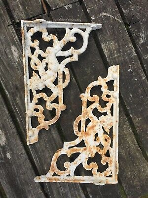 Decorative Cast Iron Brackets
