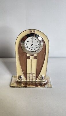 Rennie mackintosh style small clock