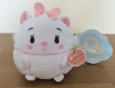 Genuine Disney the Aristocats Marie Scented Ufufy Plush Small New with Tag