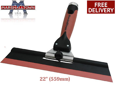"Marshalltown Adjustable Squeegee 22"" (559Mm)- Magic Trowel Flattening Smoothing"