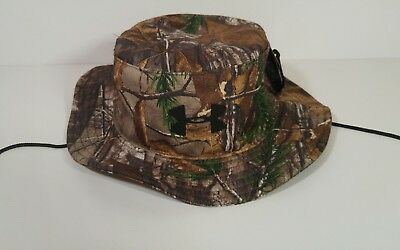 335d1697cea12 uk under armour ua mens realtree xtra bucket hat full camo heatgear nwt  fe1e3 9668a