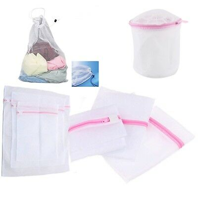 Washing Laundry Bags Mesh Machine Wash Net Lingerie Undergarment Delicate Cloth