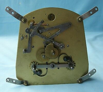 Two train, Eight  Day, Striking Mantel Clock Movement
