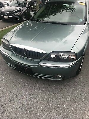 2004 Lincoln LS Leather 2004 lincoln ls