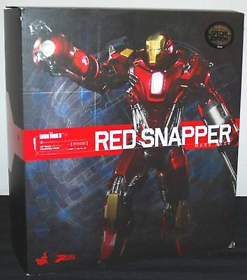 Hot Toys 1/6 Iron Man 3 Mark Xxxv Red Snapper Pps 002 Power Pose Action Figure