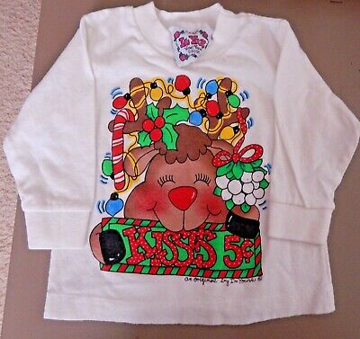 Boutique 6 month tee's Christmas and Thanksgiving one each (Turkey * Reindeer)