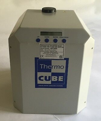 Thermo Cube 10-400-1D-1-ES-CP-AR-20 Air Cooled Chiller