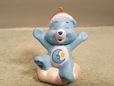 Bedtime Care Bear Holiday Ornament Care Bears 2005 American Greetings Christmas