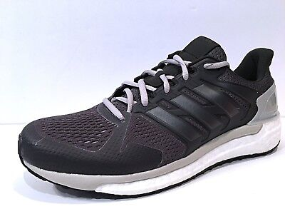 993111d0cf295 Adidas Supernova ST Boost Women s Running Shoes Black Grey White Size 9 ( BB3505