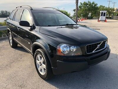 2004 Volvo XC90  2004 VOLVO XC90 2.5 TURBO LOW MILES GREAT CONDITION LEATHER SEATS