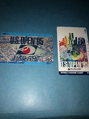 NYNEX Phone Cards Unused US Open 95