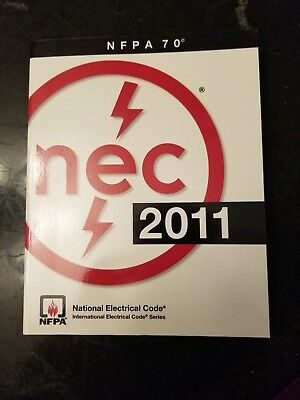 NFPA 70 National Electrical Code (NEC) 2011 Edition Softbound