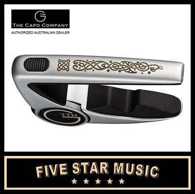 New G7Th Performance Capo 2 G7 Celtic Engraved Limited Edition - New G7P2