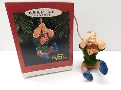 Hallmark Ornament 1996 Quasimodo * The Hunchback of Notre Dame * FREE SHIPPING