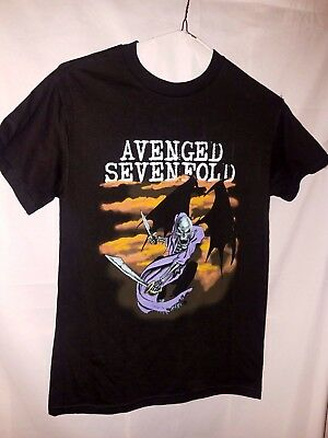 Avenged Sevenfold Size youth Small T-Shirt Licensed Band Merchandise