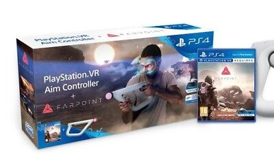 Farpoint Bundle (Sony PlayStation 4) PS VR Aim Controller + Farpoint PS4 Game