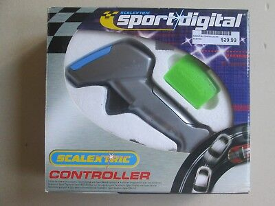 Scalextric slot car Digital hand controller in box VGC 1/32 Working !