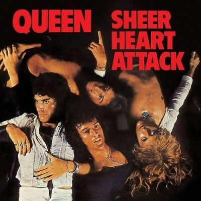 Sheer Heart Attack (Deluxe Edition) - 2 DISC SET - Queen (2011, CD NEUF)