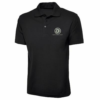 French Army Polo Shirt, French Foreign Legion Inspired Embroidered Polo Top