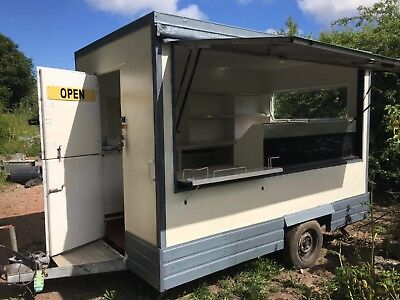 catering trailer , ideal project.