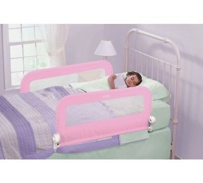 Summer Grow With Me Double Bed Rail - Pink