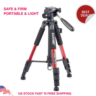 Professional Heavy Duty Tripod Monopod Aluminiu & Ball Head for DSLR ZOMEI Q111